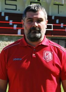 22 ALVARO GARCIA 2º entrenador