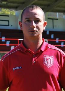 27 JAVIER COLLANTES Director Deportivo