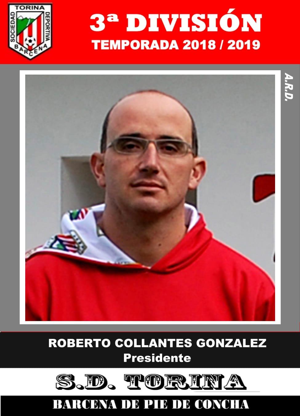 ROBERTO COLLANTES